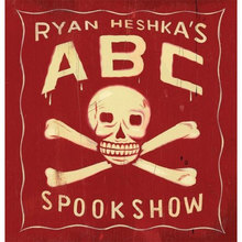 Ryan Heshka's ABC Spook Show_1