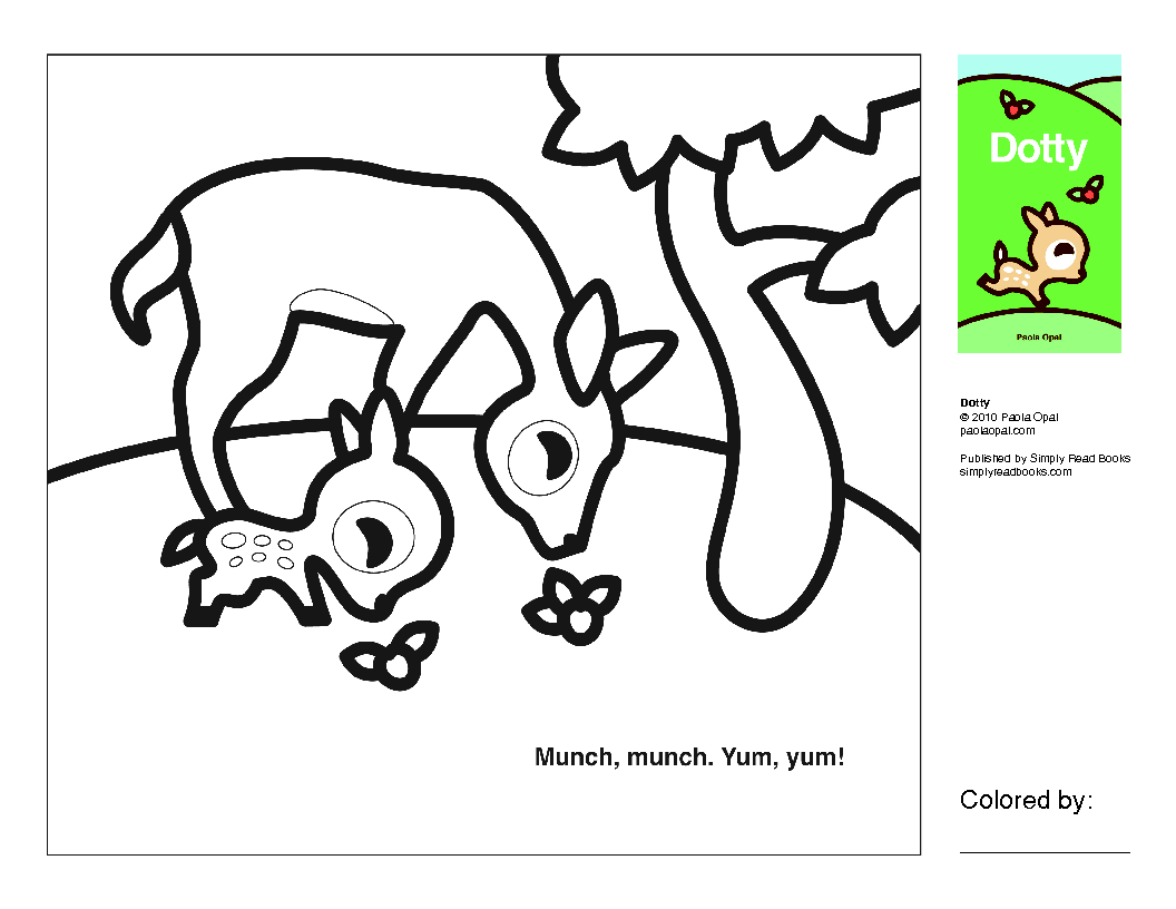 simply small coloring pages - Big And Small Coloring Pages